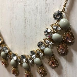 Marchesa Jewelry - Marchesa Brilliant Rhinestone Necklace